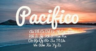 Pacifico Font Family Free 310x165 - Pacifico Font Family Free Download