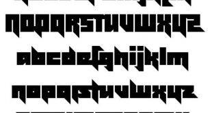 Effective Power Font 310x165 - Effective Power Font Free Download