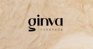 Ginva Font 310x165 - Ginva Serif Font Free Download