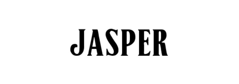 Jasper Regular Font
