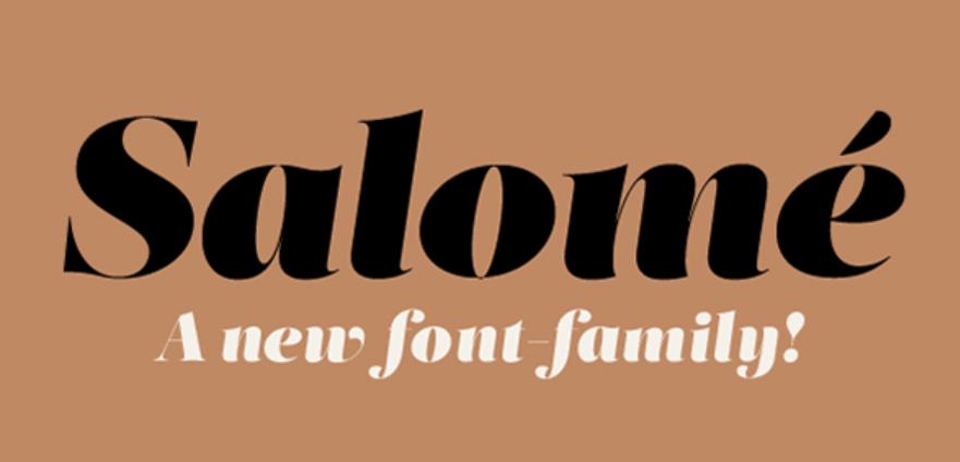 Salome Font