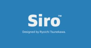 Siro Font 310x165 - Siro Font Family Free Download