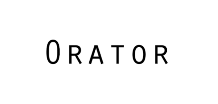 Orator Std Font