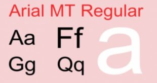 Arial MT Regular Font 310x165 - Arial MT Regular Font Free Download