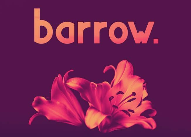 Barrow Display Font