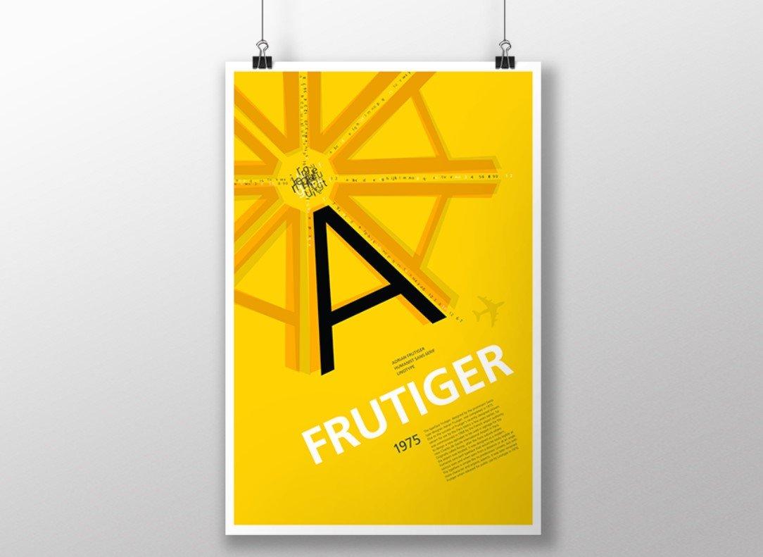 Frutiger Font Free
