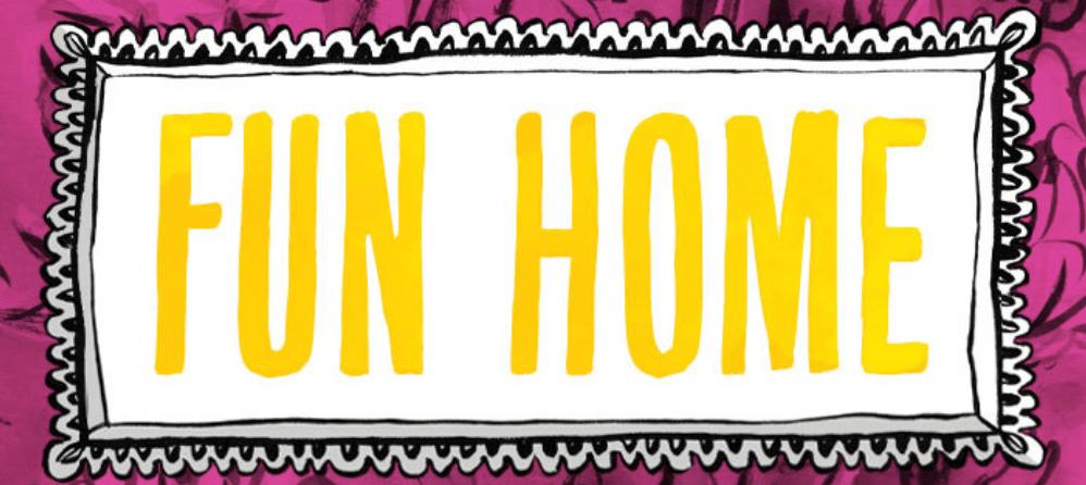 Fun Home Font