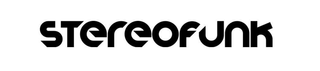 Stereofunk Font