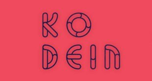 Kodein Geometric Font 310x165 - Kodein Geometric Font Free Download