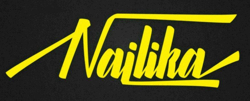Nailika Script Font
