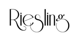 Riesling Font 310x165 - Riesling Font Free Download
