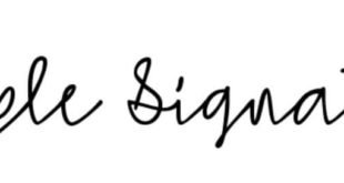 Simple Signature Font 310x165 - Simple Signature Font Free Download