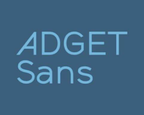 Adget Sans Font
