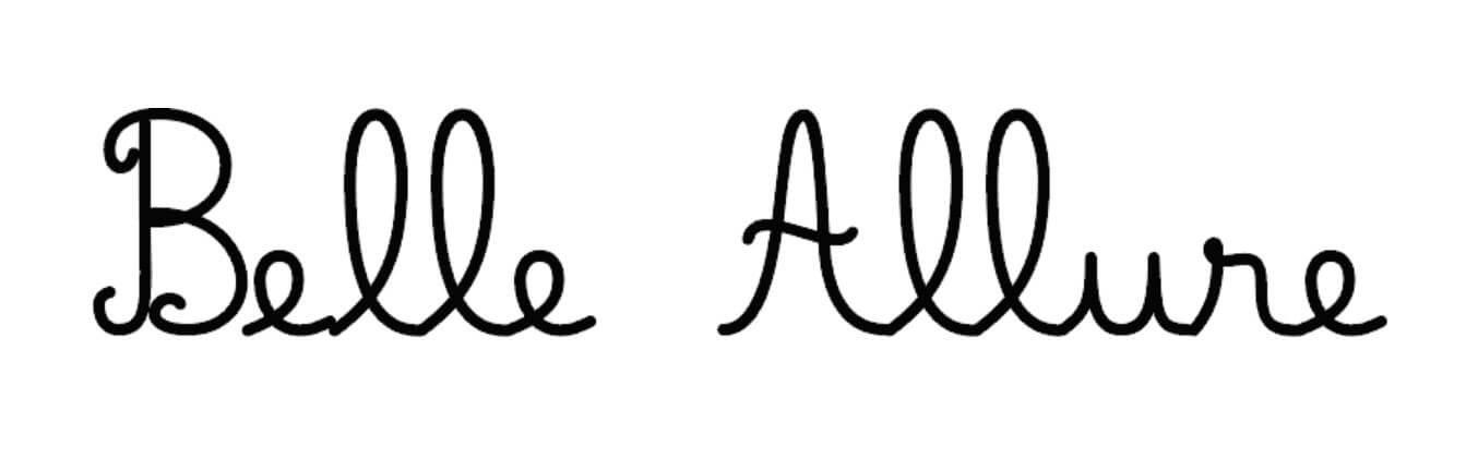 Bellealluregs Bold Font
