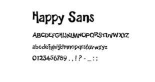 Happy Sans Font 310x165 - Happy Sans Font Free Download