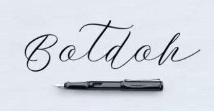 Lovemree Script Font