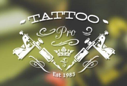 Tattoo Pro Icons Regular Font