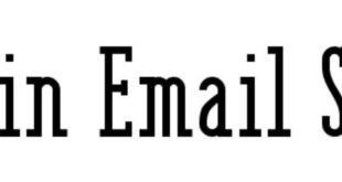 Berlin Email Serif Font 310x165 - Berlin Email Serif Font Free Download