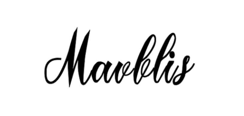 Mavblis Font