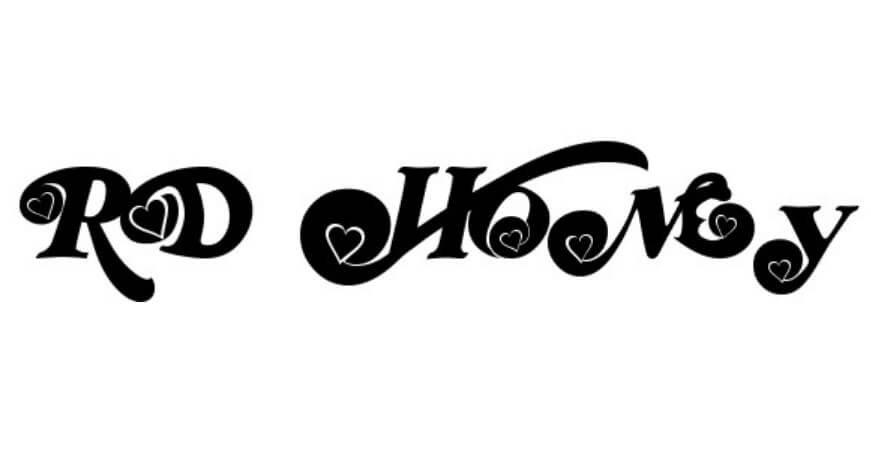 RD Honey Font