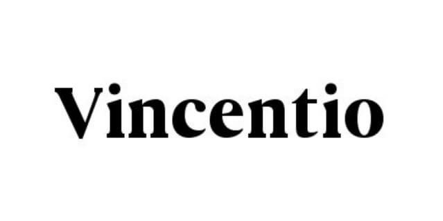 Vincentio Font