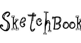 Sketchbook Font 310x165 - Sketchbook Font Free Download