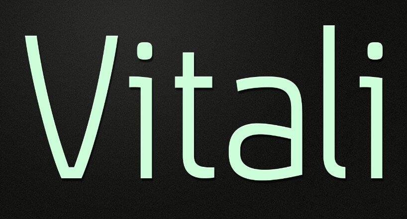 Vitali Font