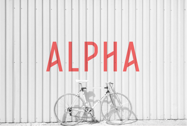 Alpha Font Family - Alpha Font Family Free Download