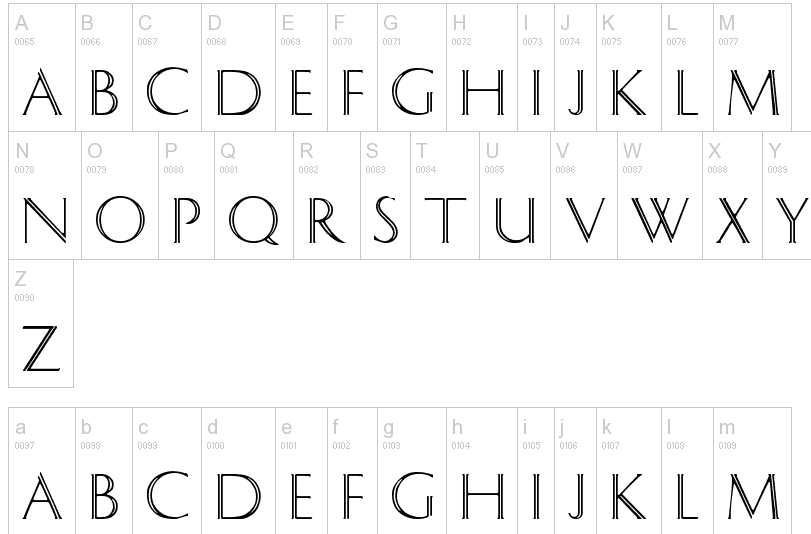 Caesar Regular - Caesar Regular Font Family Free Download