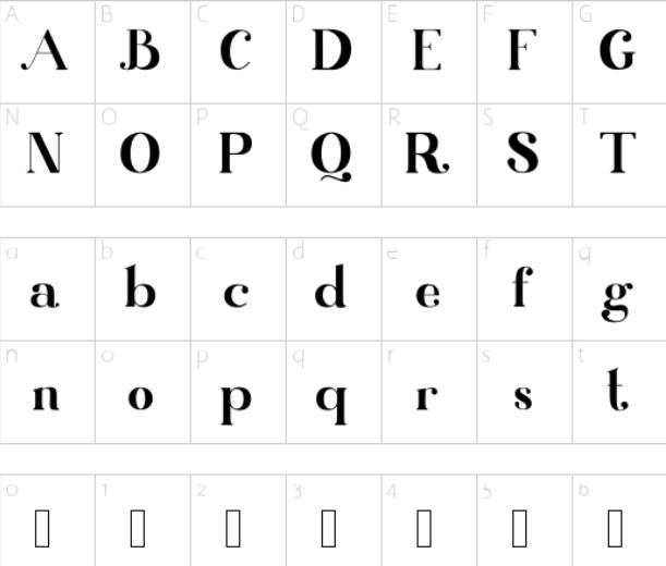 Kinki Font - Kinki Font Free Download
