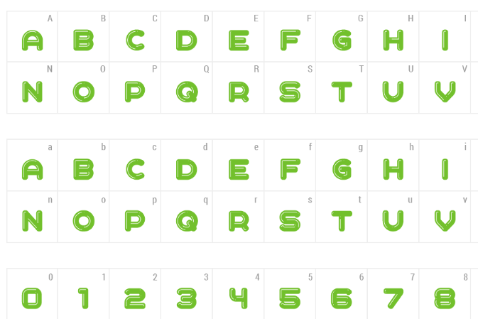 Liquid Font - Liquid Font Family Free Download