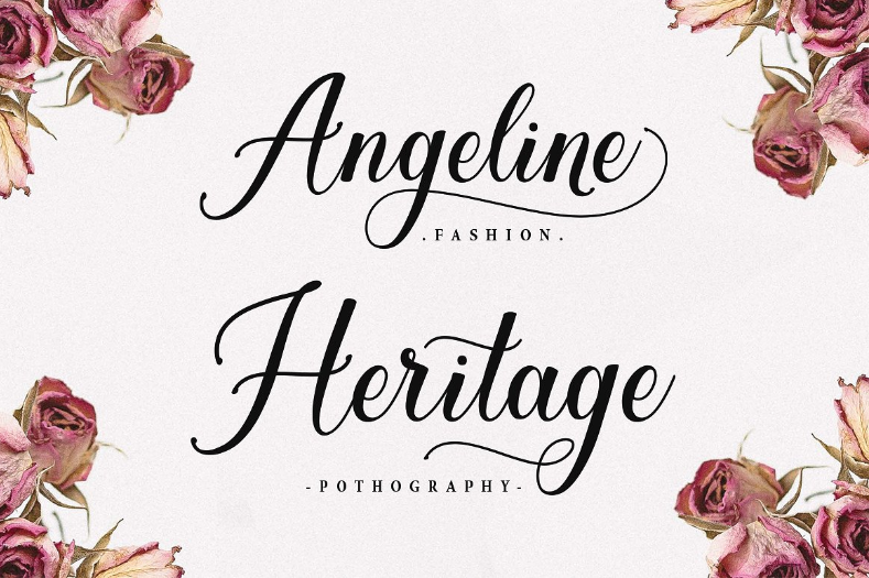 Ainslay Script Font Family - Ainslay Script Font Family Free Download