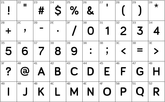 BARIOL BOLD FONT - Bariol Font Family Free Download