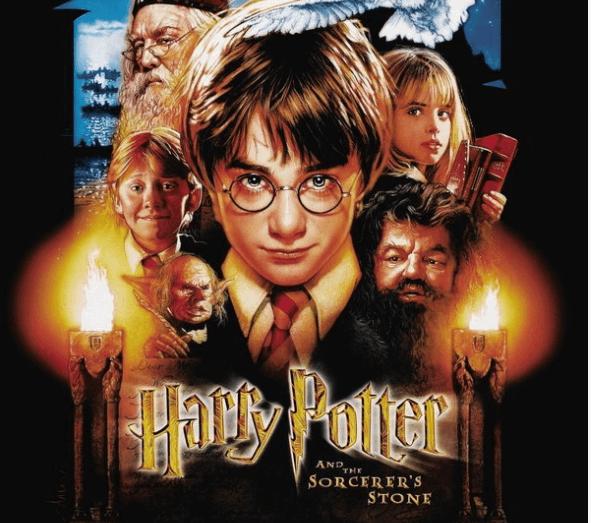 Harry Potter Font - Harry Potter Font Free Download