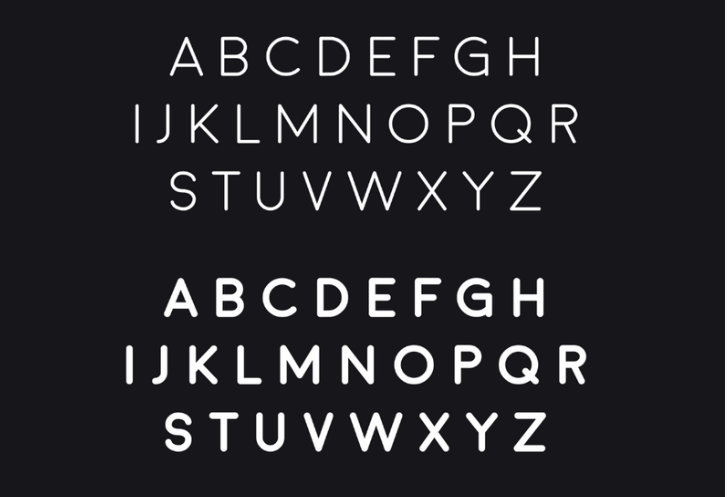 Moon Typeface - Moon Typeface Font Free Download