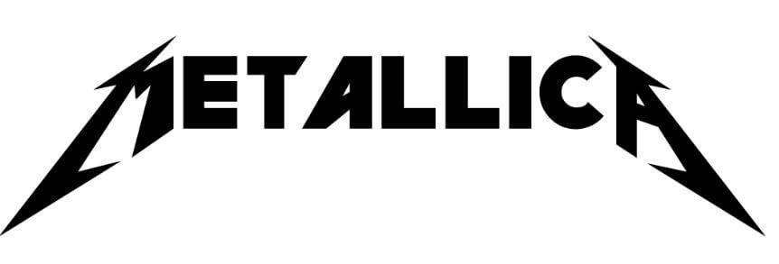 METALLICA Font Family - Metallica Font Free Download
