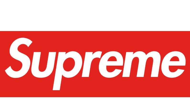 Supreme Font - Supreme Font Free Download