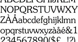ITC Souvenir Font Family 310x165 - ITC Souvenir Font Family Free Download