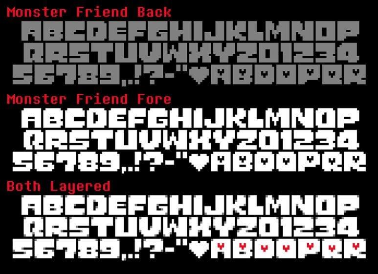 undertale logo font - Undertale Logo Font Free Download