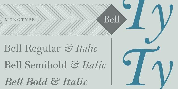 Bell MT Font - Bell MT Font Free Download