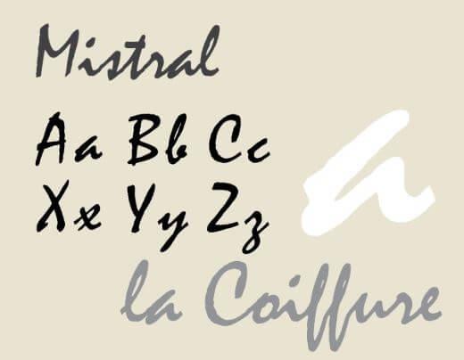 Mistral Font - Mistral Font Free Download