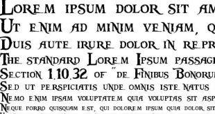 Pieces of eight Font 310x165 - Pieces of Eight Font Free Download