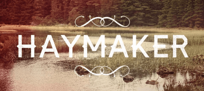 haymaker-font