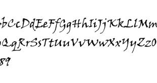 viner-hand-itc-font