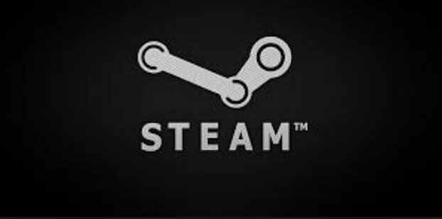 Steam Logo Font