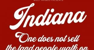 Indiana Font