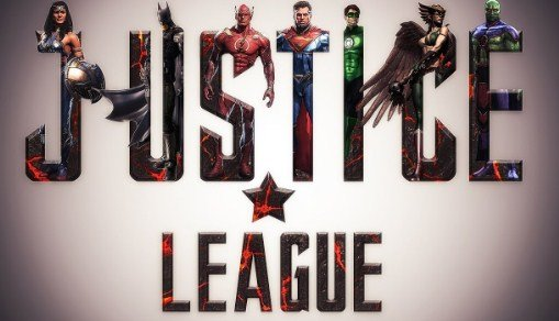 Justice League Font
