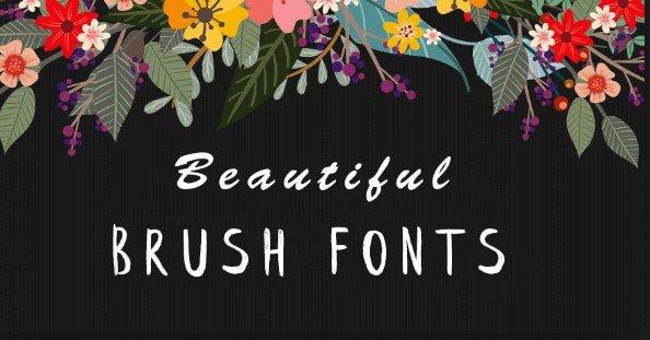Rustico Brush Font