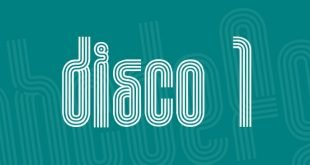 Funky Disco Font