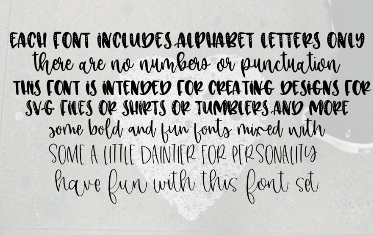 Have Heart Font